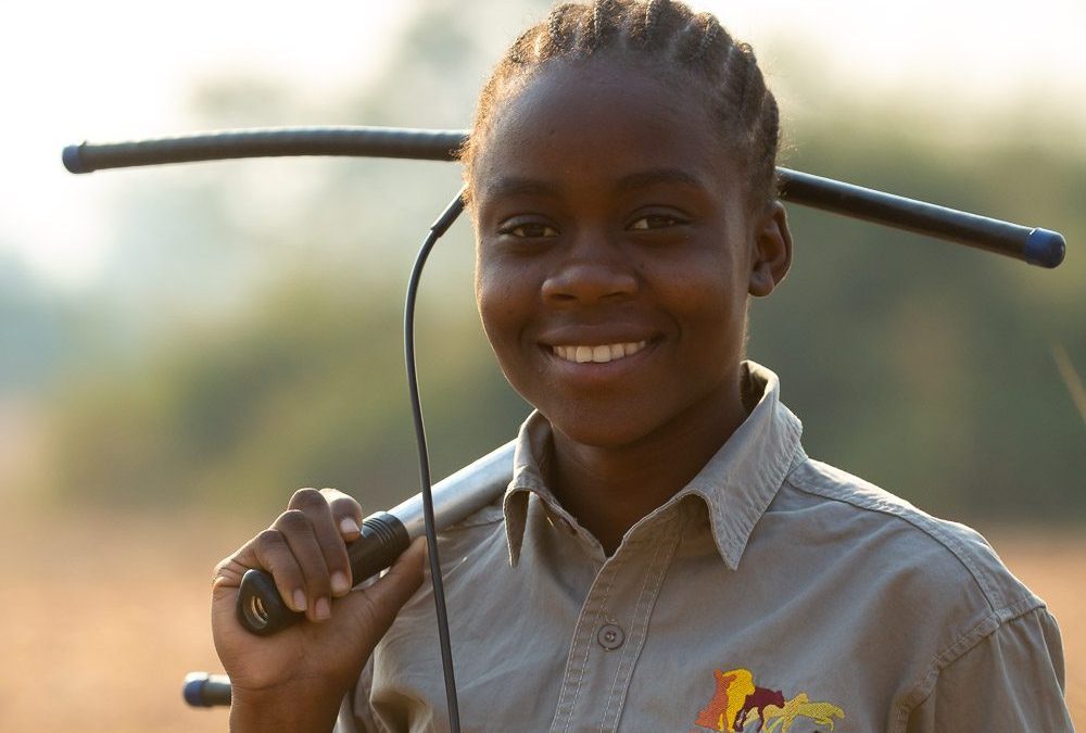 Interview With Sponsored Student Maggie Mwale